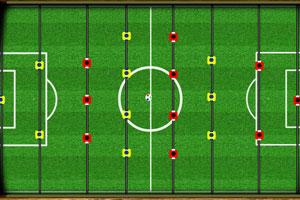 《桌上足球对决》游戏画面1