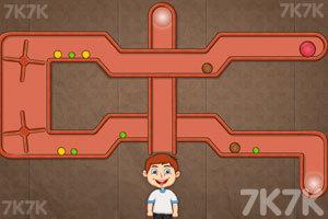《吃货吃糖豆3》游戏画面4