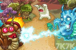 《丛林守护者3中文无敌版》游戏画面1