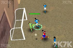 《旷野足球》游戏画面3