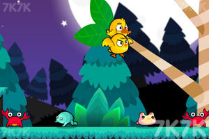 《超级鸡鸭兄弟无敌版》游戏画面1