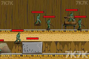 《军事战役之天外来袭》游戏画面1