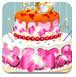 漂亮美味的蛋糕