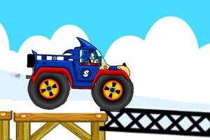 《索尼克大卡车狂飙2》游戏画面1