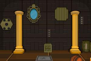 《逃离古老幽堡》游戏画面1