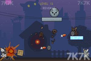 《灰猫警长》游戏画面3