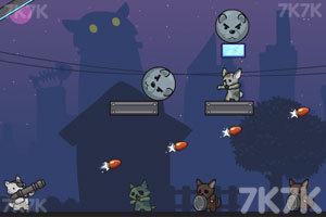 《灰猫警长》游戏画面7