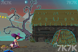 《女巫玩转万圣节》游戏画面2