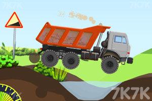 《俄罗斯运输车》游戏画面3