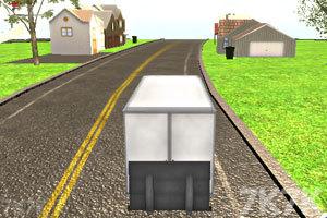 《货车模拟驾驶》游戏画面1