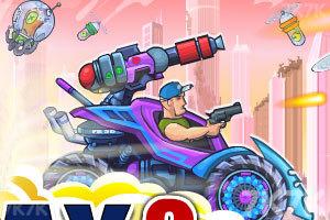《武装越野车2》游戏画面10