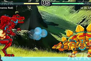 《机械恐龙大混战2》截图1