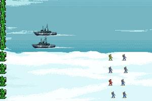 《大规模的战争加强版3》游戏画面1