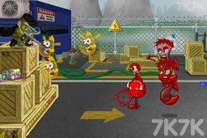 《油漆战士》游戏画面4