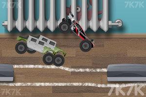 《遥控汽车大赛》游戏画面2