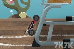 《遥控汽车大赛》游戏画面3