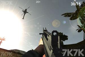 《子彈的力量》游戲畫面1