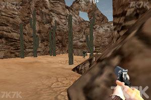 《子彈的力量》游戲畫面8