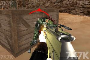 《子彈的力量》游戲畫面9