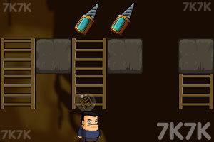 《盗墓笔记前传》游戏画面3