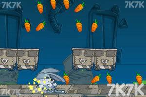 《兔子逃亡进行时无敌版》游戏画面3