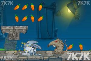 《兔子逃亡进行时无敌版》游戏画面5