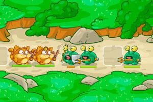 《花猫大作战》游戏画面3
