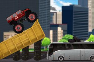 《大脚车向前冲》游戏画面1