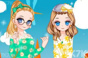 《秋天里的美少女2》游戏画面1