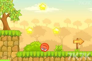 《小红球闯关5》截图5