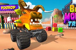 《野兽怪物卡车》游戏画面5