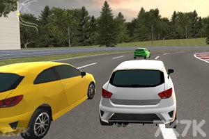 《野外飙车竞赛》游戏画面2