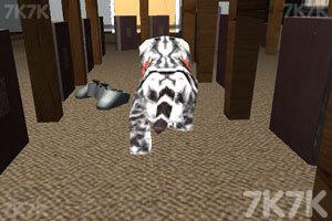 《猫咪停靠》游戏画面3