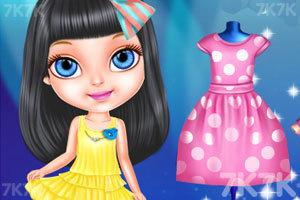 《芭比宝贝的漂亮裙子》截图1