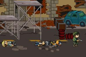 《风暴突击》游戏画面1