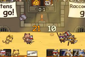 《猫咪竞技场》游戏画面3