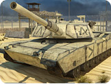 3D坦克停车