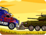 擎天柱战坦克