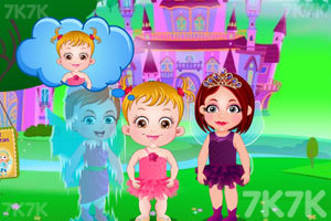 《可爱宝贝仙境芭蕾》游戏画面4