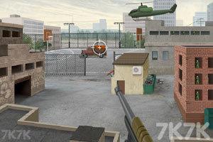 《城市警匪枪战》游戏画面1