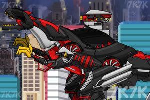 《组装机械盲龙》游戏画面1