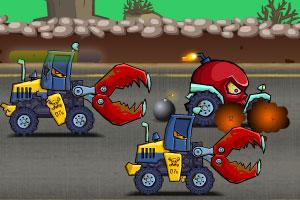 《怪物卡车大屠杀》游戏画面1