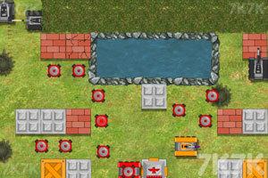 《动荡坦克》游戏画面4