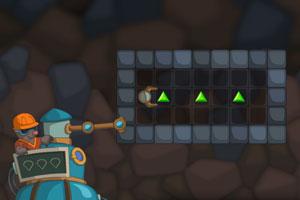 《鼹鼠先生爱宝石》游戏画面1