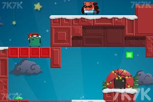 《盒子英雄大冒险圣诞版》游戏画面5