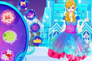 《公主准备婚礼》游戏画面3