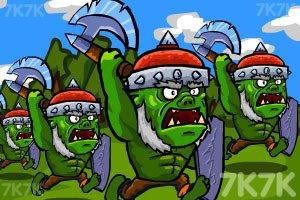 《皇家弓箭手》游戏画面2
