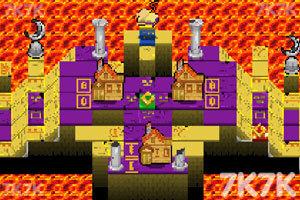 《骑士帝国防御战中文版》游戏画面2