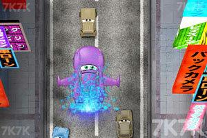 《汽车总动员飞车》游戏画面1