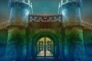 《小狼城堡逃脱》游戏画面1